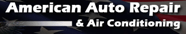 American Automotive Repair - Logo